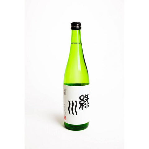 Midorikawa Green River Honjozo Sake - De Wine Spot | Curated Whiskey, Small-Batch Wines and Sakes