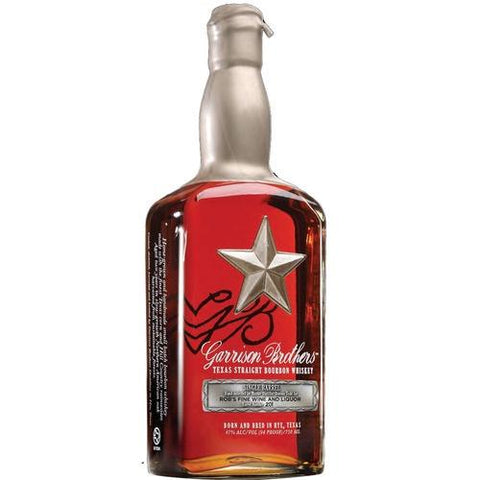 Garrison Brothers Distillery Single Barrel Texas Straight Bourbon Whiskey | De Wine Spot - Curated Whiskey, Small-Batch Wines and Sakes