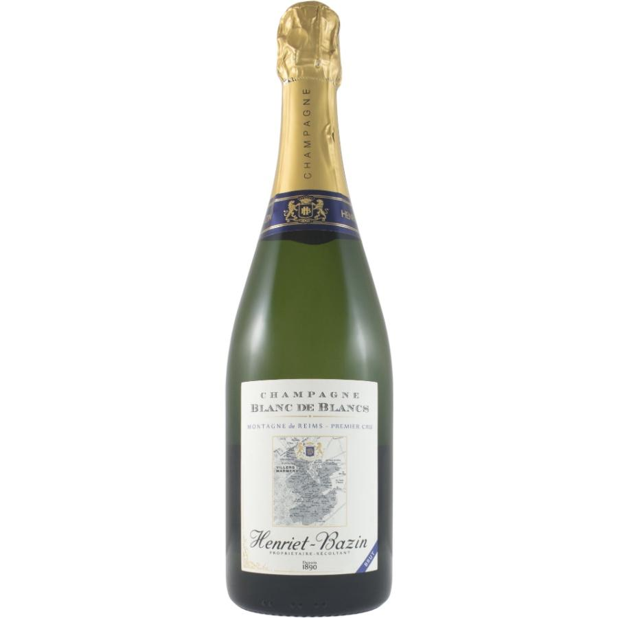 Henriet-Bazin Blanc de Blancs 1er Cru Villers-Marmery Champagne - De Wine Spot | Curated Whiskey, Small-Batch Wines and Sakes