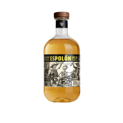 Espolon Anejo Tequila - De Wine Spot | Curated Whiskey, Small-Batch Wines and Sakes