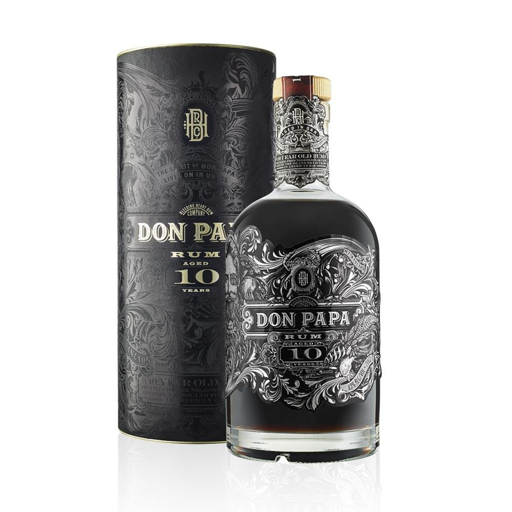 Don Papa 10 Years Philippines Rum - De Wine Spot | Curated Whiskey, Small-Batch Wines and Sakes