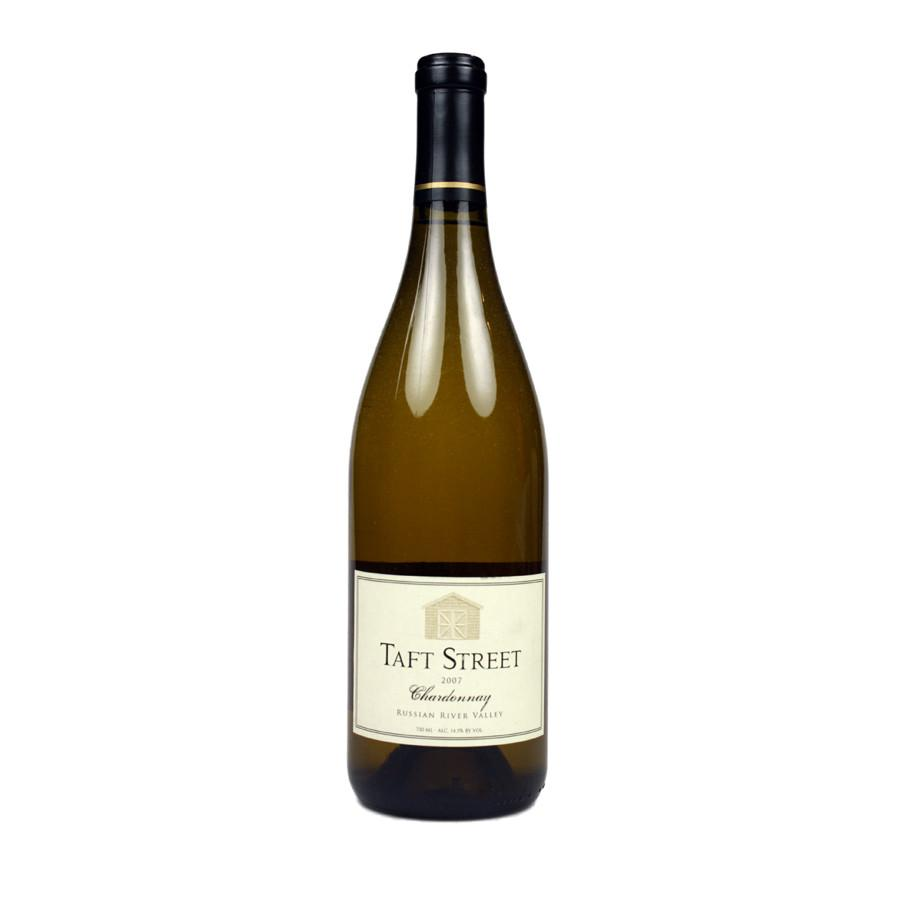 Taft Street Winery Russian River Valley Chardonnay | De Wine Spot - Curated Whiskey, Small-Batch Wines and Sakes