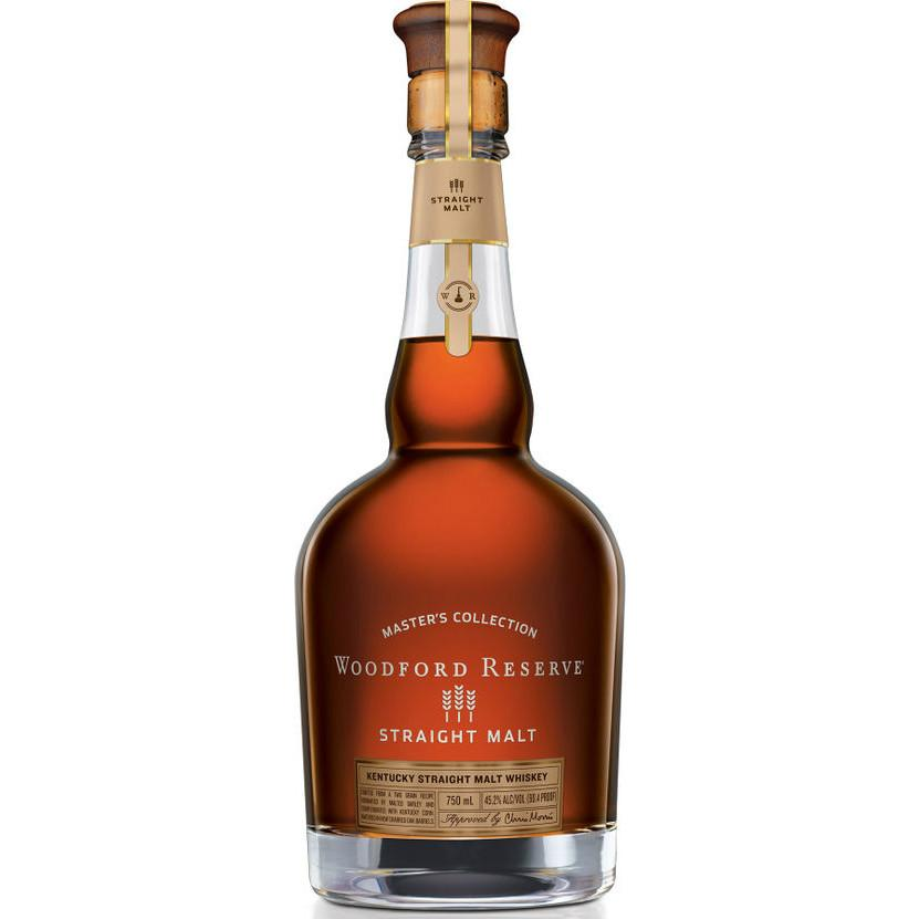 Woodford Reserve Master's Collection No. 09 Straight Malt - De Wine Spot | Curated Whiskey, Small-Batch Wines and Sakes