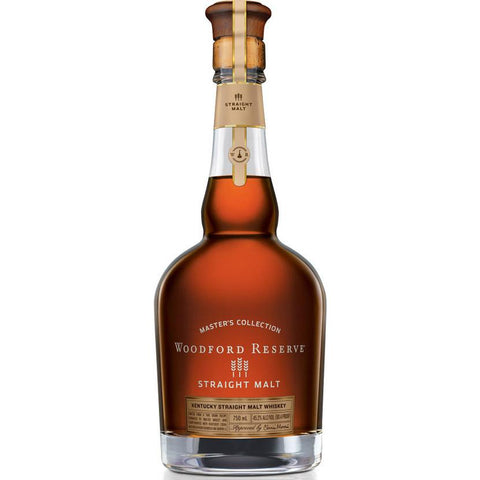 Woodford Reserve Master's Collection Straight Malt - De Wine Spot | Curated Whiskey, Small-Batch Wines and Sakes