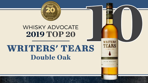 Writers' Tears Double Oak Irish Whiskey - De Wine Spot | Curated Whiskey, Small-Batch Wines and Sakes