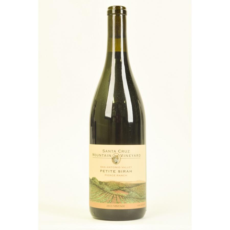 Santa Cruz Mountain Vineyard Petite Sirah