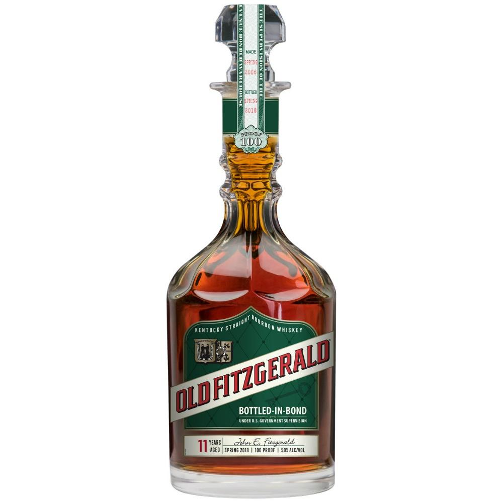 Old Fitzgerald 11-Year-Old Bottled-in-Bond Bourbon - De Wine Spot | Curated Whiskey, Small-Batch Wines and Sakes