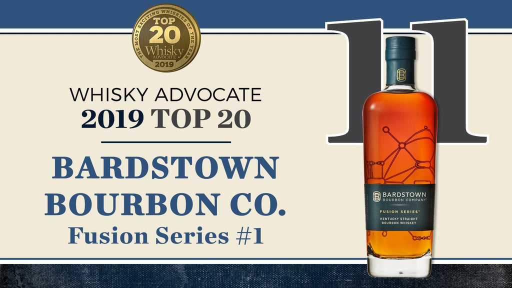 Bardstown  Bourbon Fusion Series #1 Kentucky Straight Bourbon Whiskey - De Wine Spot | Curated Whiskey, Small-Batch Wines and Sakes