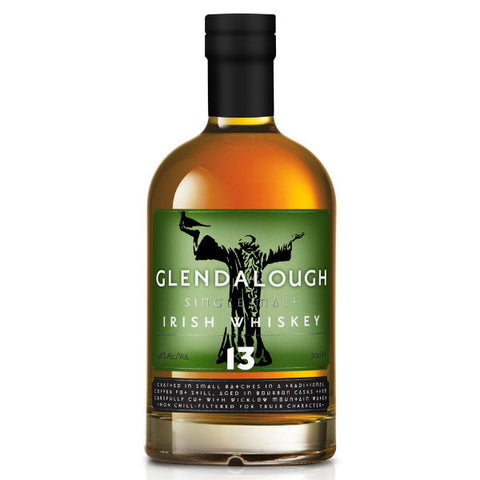 Glendalough 13 Year Old Single Malt Whiskey - De Wine Spot | Curated Whiskey, Small-Batch Wines and Sakes