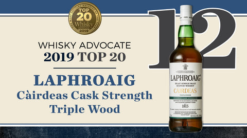 Laphroaig Cairdeas Triple Wood Original Cask Strength Islay Single Malt Scotch Whisky - De Wine Spot | Curated Whiskey, Small-Batch Wines and Sakes