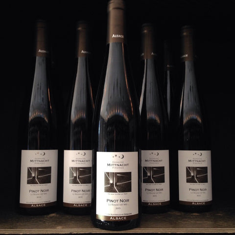Domaine Mittnacht Freres Pinot Noir - De Wine Spot | Curated Whiskey, Small-Batch Wines and Sakes