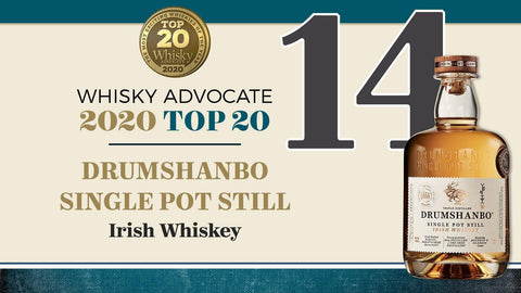 Drumshanbo Single Pot Still Irish Whiskey - De Wine Spot | DWS - Drams/Whiskey, Wines, Sake