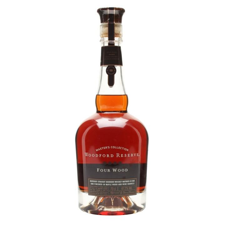 Woodford Reserve Master's Collection No. 07 Four Wood Kentucky Straight Bourbon | De Wine Spot - Curated Whiskey, Small-Batch Wines and Sakes