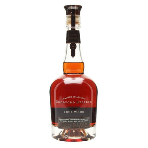 Woodford Reserve Master's Collection No. 07 Four Wood Kentucky Straight Bourbon - De Wine Spot | Curated Whiskey, Small-Batch Wines and Sakes