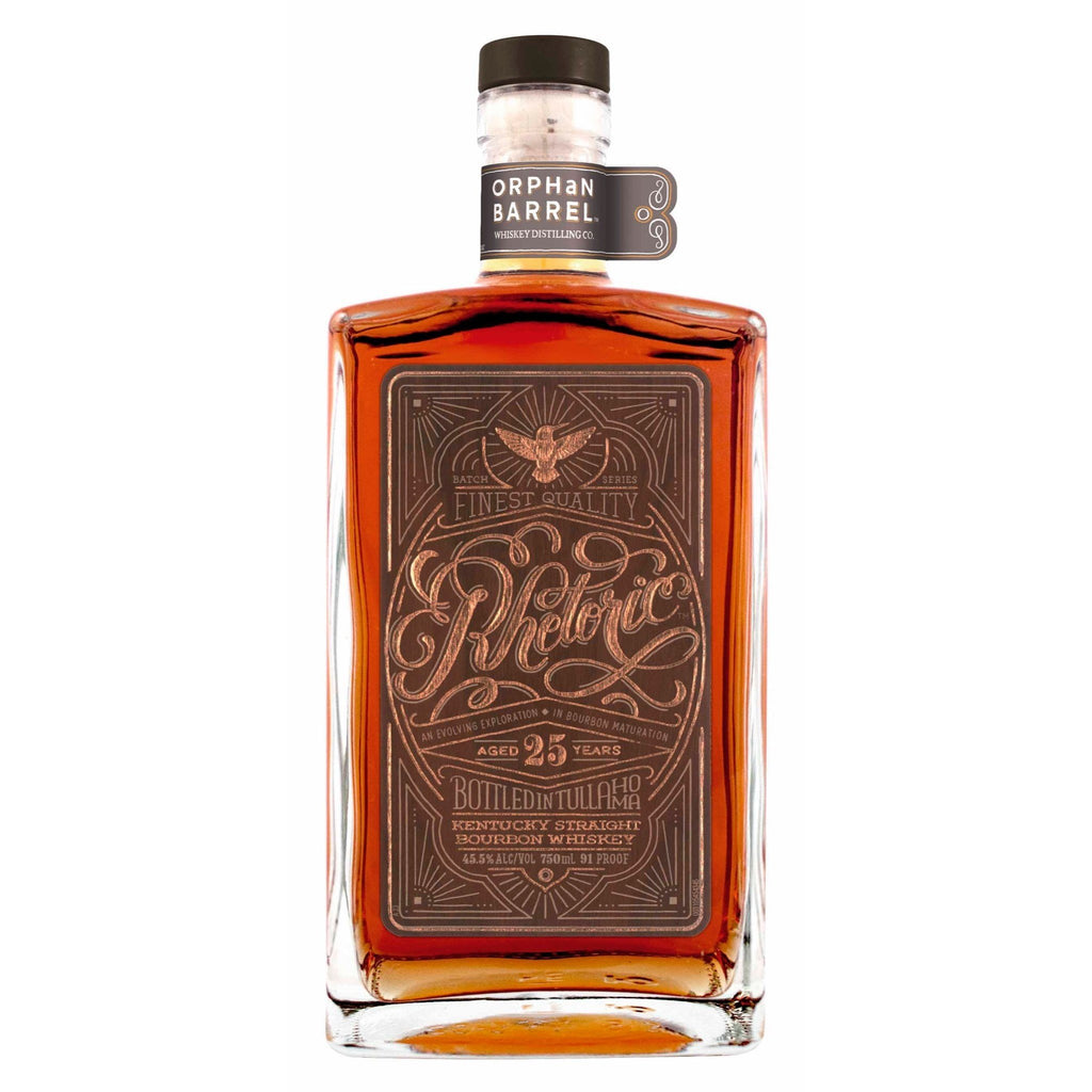 Orphan Barrel Rhetoric Kentucky Straight Bourbon Whiskey - De Wine Spot | Curated Whiskey, Small-Batch Wines and Sakes
