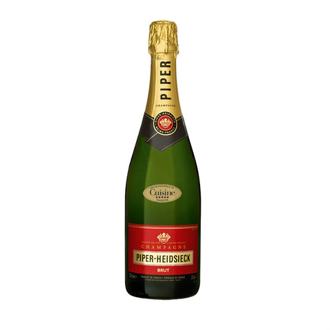 Piper-Heidsieck Champagne Cuvee Brut - De Wine Spot | Curated Whiskey, Small-Batch Wines and Sakes