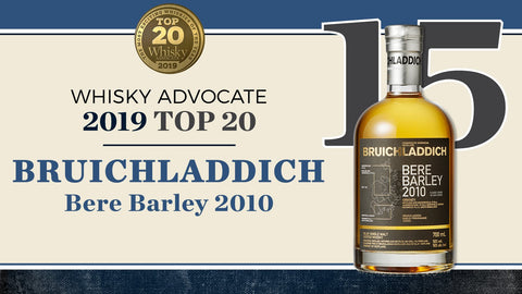 Bruichladdich Bere Barley 2010 Islay Single Malt Scotch Whisky - De Wine Spot | Curated Whiskey, Small-Batch Wines and Sakes