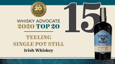 Teeling Single Pot Still Irish Whiskey - De Wine Spot | DWS - Drams/Whiskey, Wines, Sake