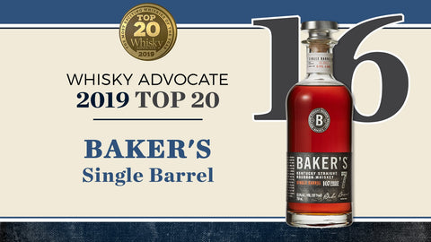 Baker's 7 Years Single Barrel Kentucky Straight Bourbon Whiskey - De Wine Spot | Curated Whiskey, Small-Batch Wines and Sakes