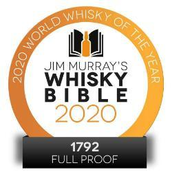 1792 Full Proof Kentucky Straight Bourbon Whiskey - De Wine Spot | Curated Whiskey, Small-Batch Wines and Sakes