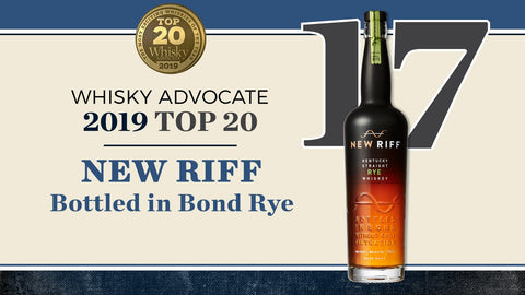 New Riff Bottled-in Bond Rye Whiskey - De Wine Spot | Curated Whiskey, Small-Batch Wines and Sakes