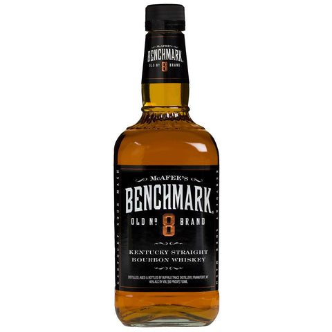 Benchmark Bourbon Old No. 8 Kentucky Straight Bourbon Whiskey - De Wine Spot | Curated Whiskey, Small-Batch Wines and Sakes