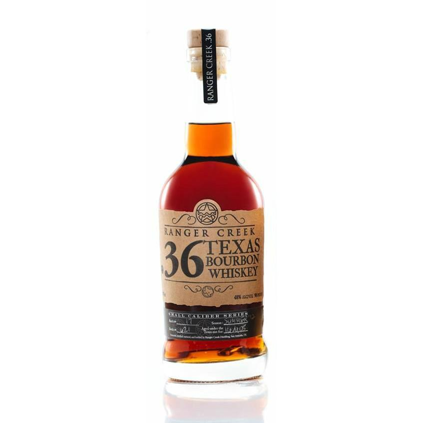Ranger Creek Brewing & Distilling 36 Texas Bourbon Whiskey | De Wine Spot - Curated Whiskey, Small-Batch Wines and Sakes