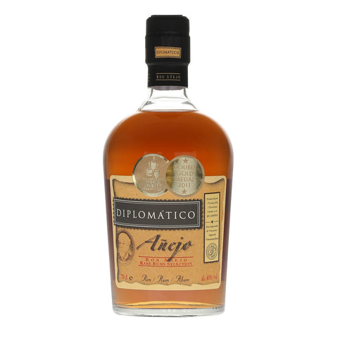 Diplomatico Rum Anejo | De Wine Spot - Curated Whiskey, Small-Batch Wines and Sakes