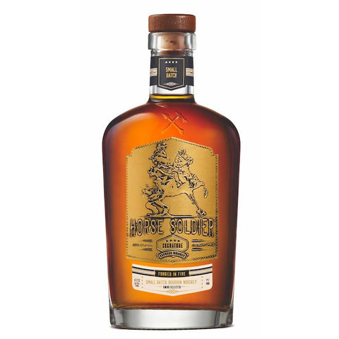 Horse Soldier Small Batch Bourbon Whiskey