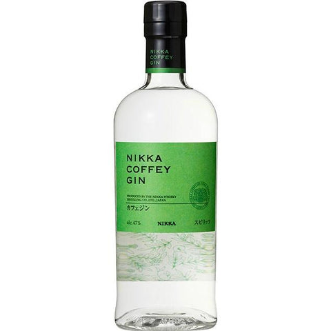 Nikka Coffey Gin | De Wine Spot - Curated Whiskey, Small-Batch Wines and Sakes