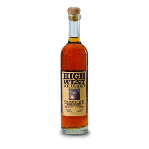 High West Campfire Whiskey | De Wine Spot - Curated Whiskey, Small-Batch Wines and Sakes