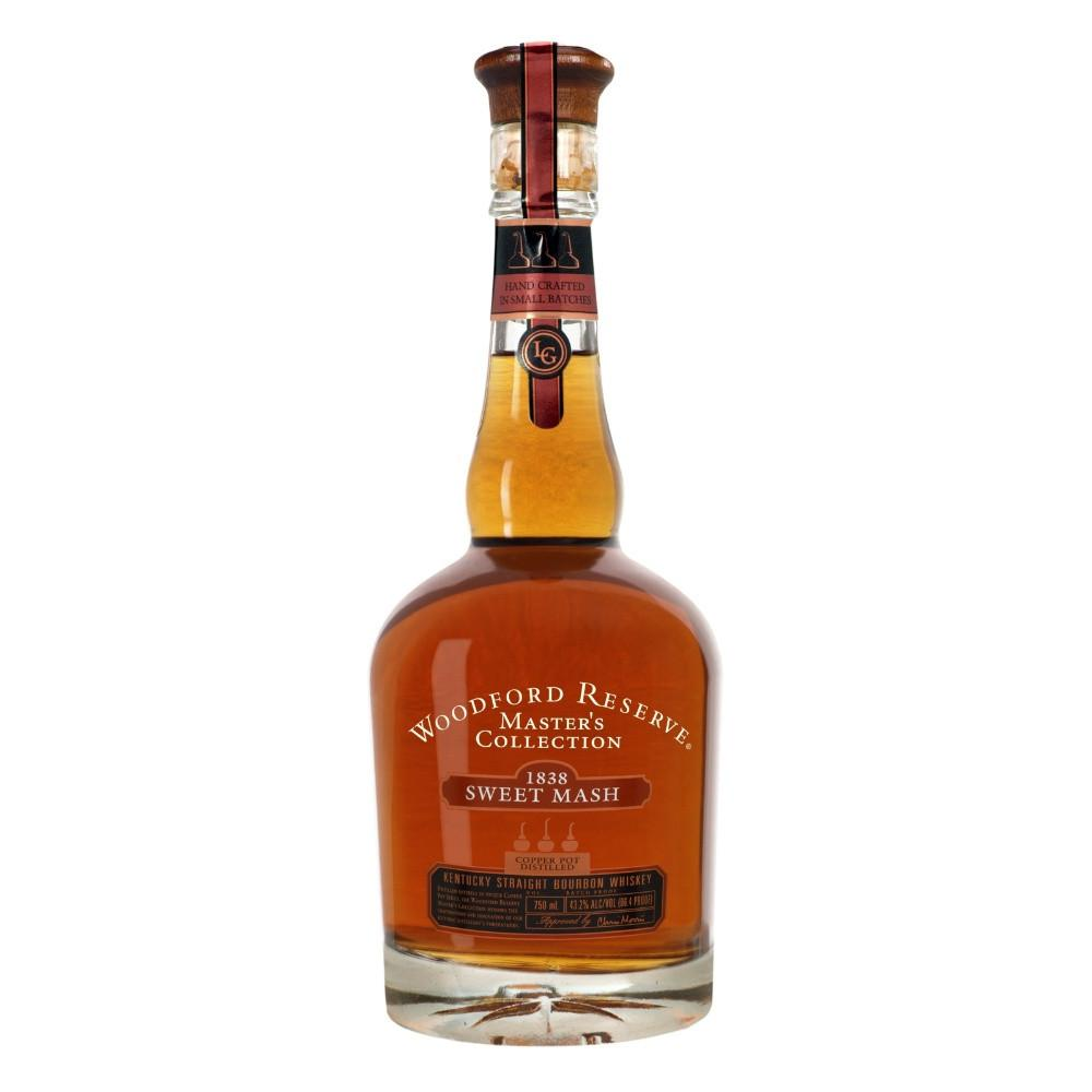 Woodford Reserve Master's Collection No. 02 Sweet Mash | De Wine Spot - Curated Whiskey, Small-Batch Wines and Sakes