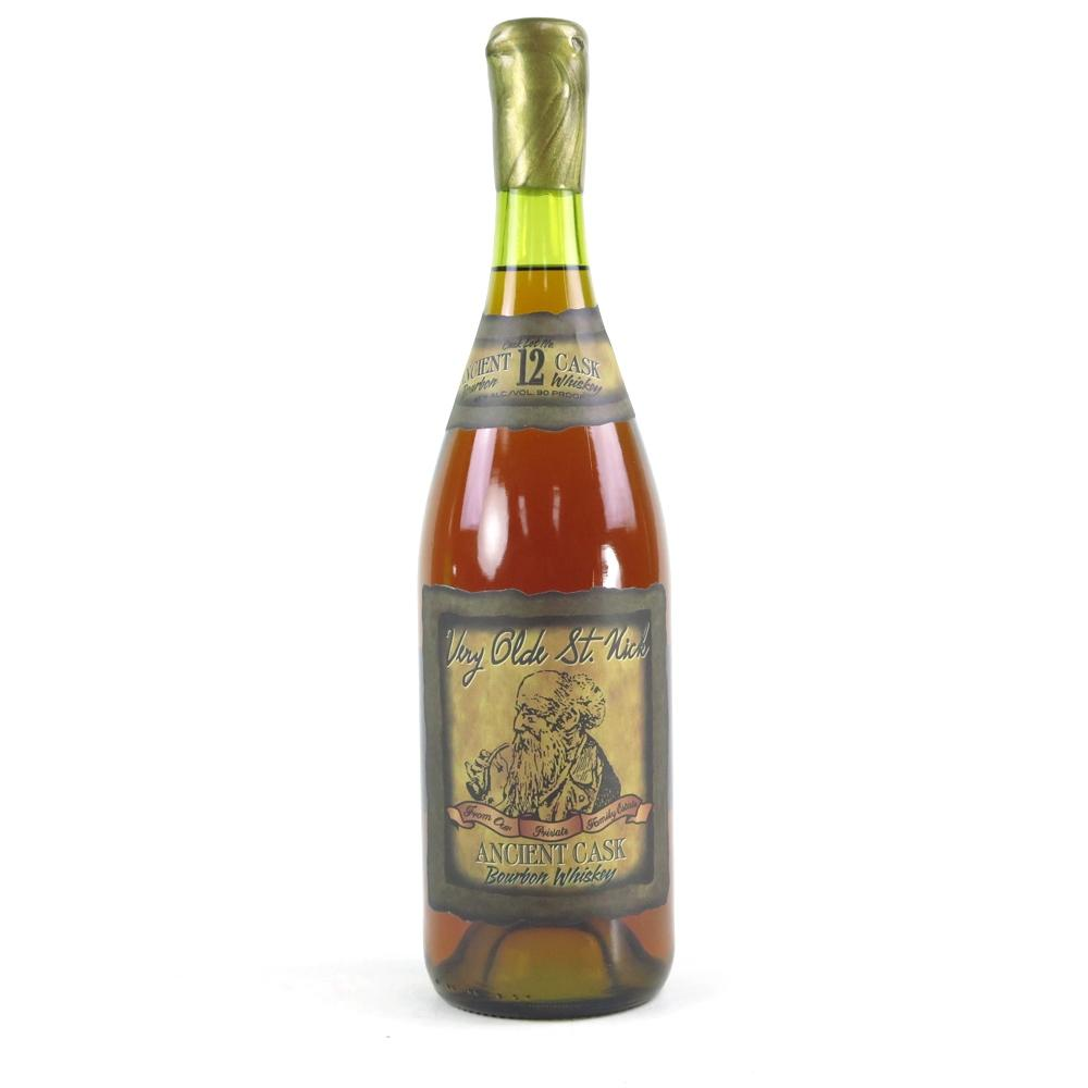 Very Old St. Nick Lot 12 Ancient Cask Bourbon - De Wine Spot | Curated Whiskey, Small-Batch Wines and Sakes