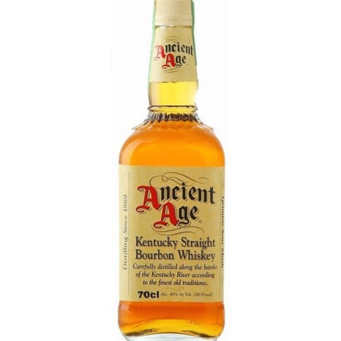 Ancient Age Kentucky Straight Bourbon Whiskey - De Wine Spot | Curated Whiskey, Small-Batch Wines and Sakes
