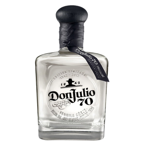Don Julio Tequila Anejo Claro 70th Anniversary - De Wine Spot | DWS - Drams/Whiskey, Wines, Sake