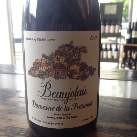 Domaine de la Prebende Beaujolais Anna Asmaquer - De Wine Spot | Curated Whiskey, Small-Batch Wines and Sakes