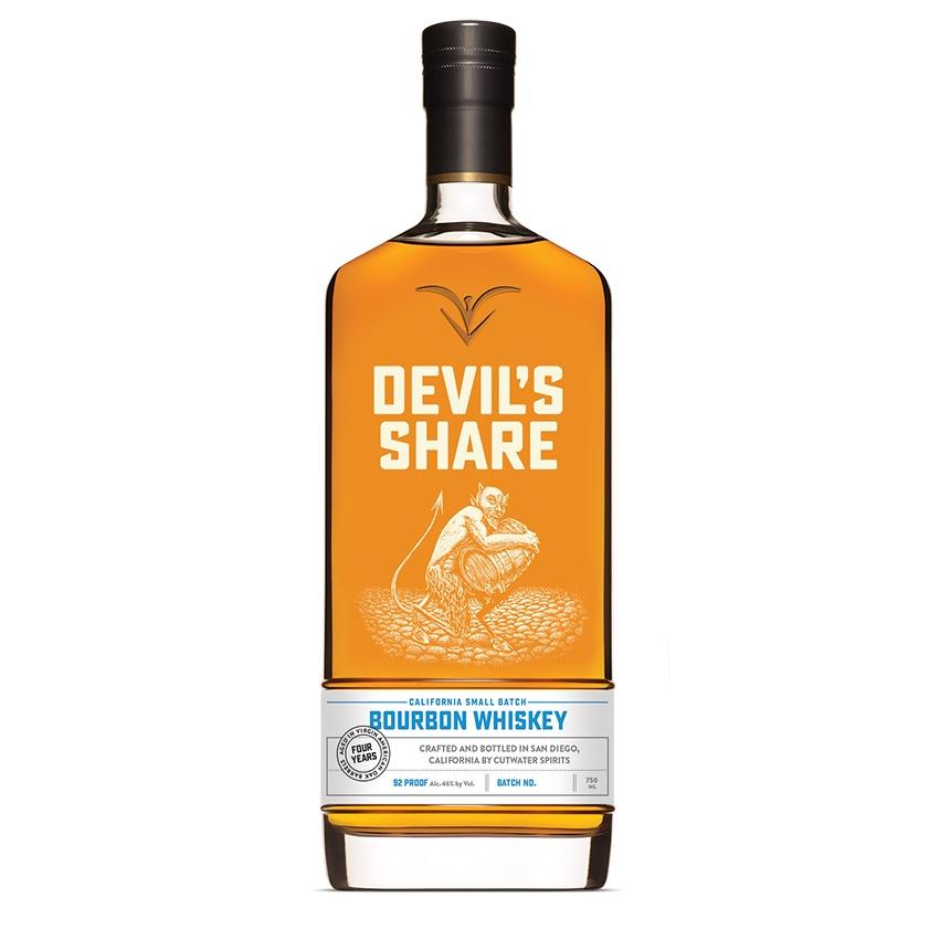 Devil's Share Bourbon Small Batch | De Wine Spot - Curated Whiskey, Small-Batch Wines and Sakes