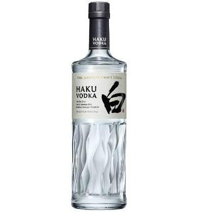 Suntory Haku Vodka - De Wine Spot | Curated Whiskey, Small-Batch Wines and Sakes