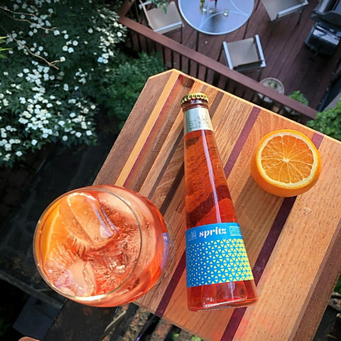 St. Agrestis Spritz - De Wine Spot | Curated Whiskey, Small-Batch Wines and Sakes