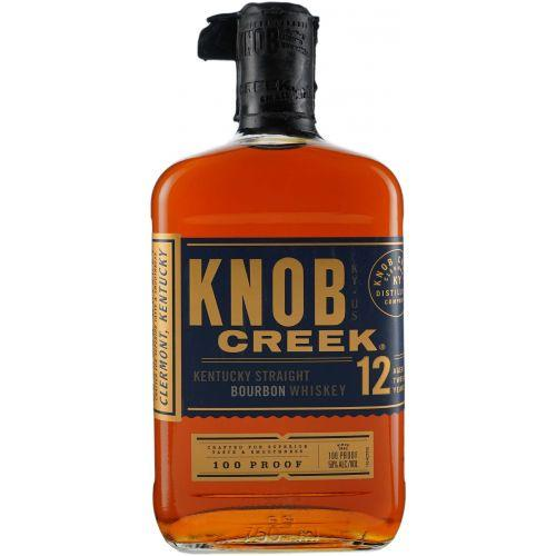 Knob Creek 12 Years Kentucky Straight Bourbon Whiskey - De Wine Spot | Curated Whiskey, Small-Batch Wines and Sakes