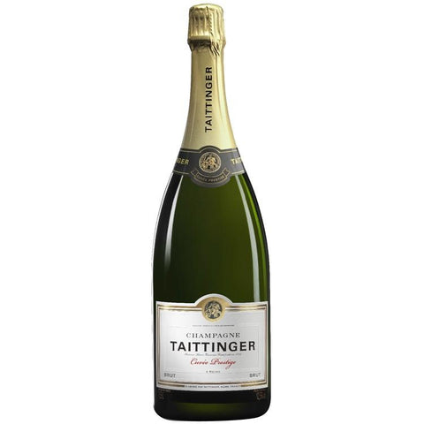 Taittinger Champagne Brut Cuvee Prestige - De Wine Spot | Curated Whiskey, Small-Batch Wines and Sakes