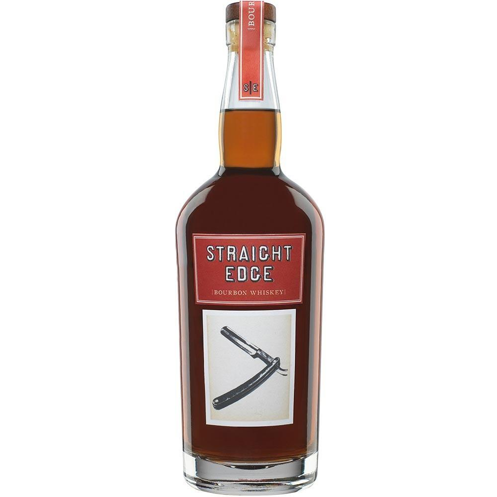 Straight Edge Bourbon Whiskey - De Wine Spot | Curated Whiskey, Small-Batch Wines and Sakes