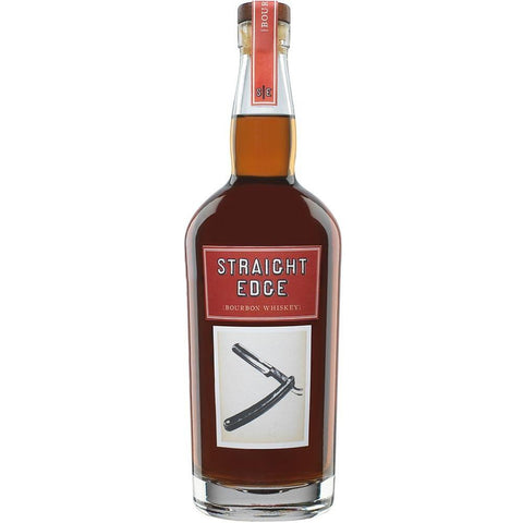 Straight Edge Bourbon Whiskey | De Wine Spot - Curated Whiskey, Small-Batch Wines and Sakes
