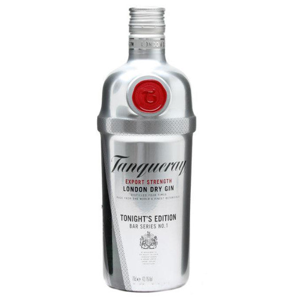 Tanqueray Tonight's Edition Bar No.1 Dry Gin - De Wine Spot | Curated Whiskey, Small-Batch Wines and Sake Collection