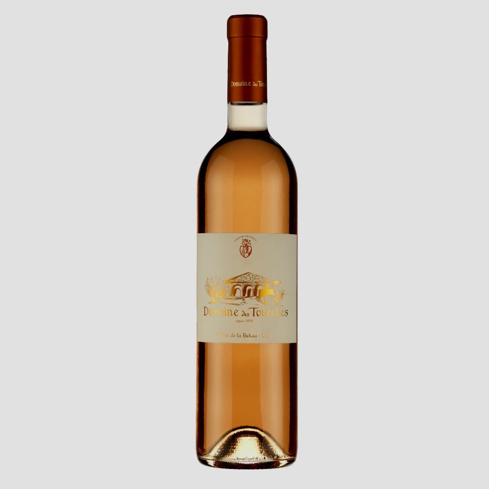 Domaine des Tourelles Bekaa Valley Rose - De Wine Spot | Curated Whiskey, Small-Batch Wines and Sakes