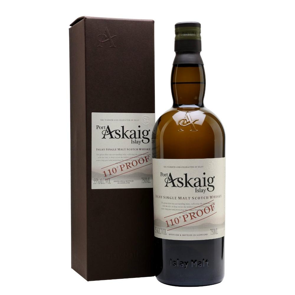 Port Askaig Islay Single Malt Scotch Whiskey - De Wine Spot | Curated Whiskey, Small-Batch Wines and Sakes
