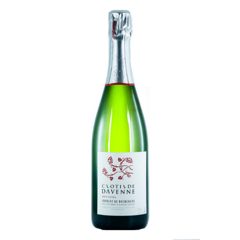 Clotilde Davenne Extra Brut Cremant de Bourgogne - De Wine Spot | Curated Whiskey, Small-Batch Wines and Sakes