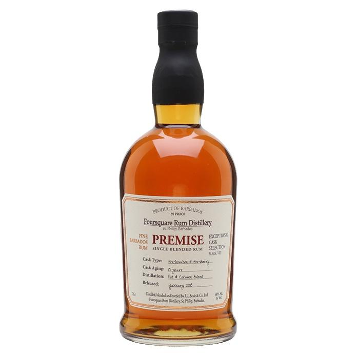 Foursquare Distillery Premise Single Blended Rum - De Wine Spot | Curated Whiskey, Small-Batch Wines and Sakes