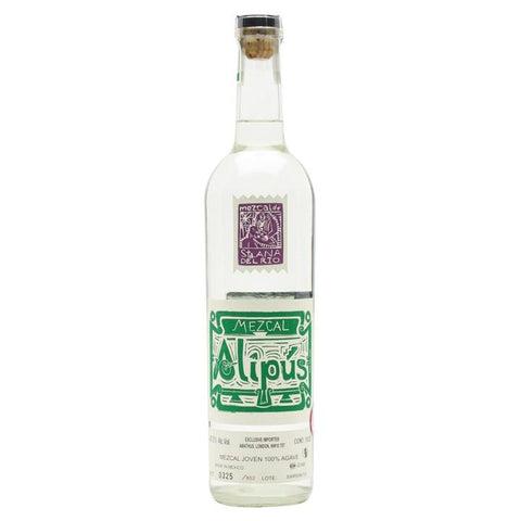 Alipus Santa Ana del Rio Mezcal | De Wine Spot - Curated Whiskey, Small-Batch Wines and Sakes