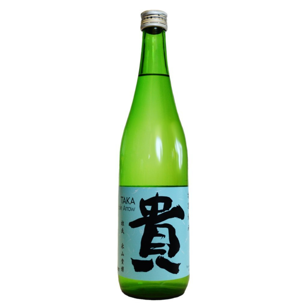Taka Noble Arrow Tokubetsu Junmai Sake | De Wine Spot - Curated Whiskey, Small-Batch Wines and Sakes